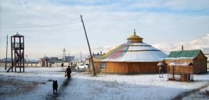 Buddhistický klášter Dambadarjaalin v Ulaanbaataru