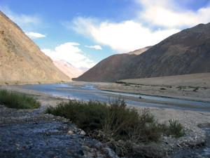 Řeka Karakaš