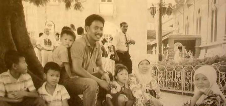 Malajsie v době ramadánu