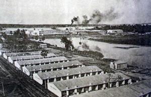 Baťova továrna v Indii