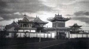 Chrám Čojdžin lamy v Ulaanbaataru