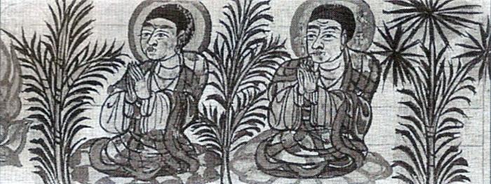Čínští buddhističtí mniši