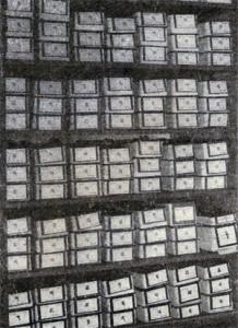 Dergeský Kandžur (18. stol.) ve sbírkách Orientálního ústavu (foto S. Rohanová).