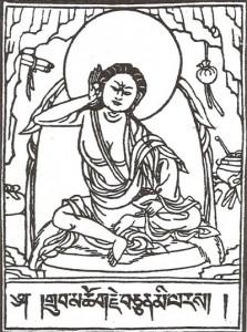 Milaräpa, 1040-1123, tibetský poustevník a básník, autor sbírky Sto tisíc zpěvů (Gurbum).