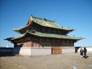 Chrám v Erdene Zuu.