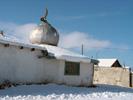 Kazašská mešita.