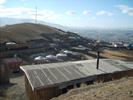 Jurtoviště v Ulaanbaataru.