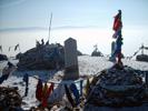 Čingeltei uul v Ulaanbaataru.