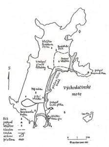Mapa čínské Pótalaky