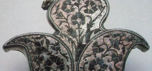 Bidrí - tradiční indické umění