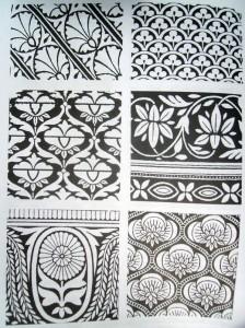 Vzory bidrí